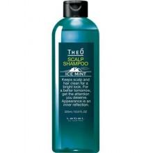 Lebel TheO Scalp Shampoo ICE MINT - Шампунь для волос и кожи головы для мужчин 320мл