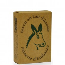M120 LCB Cleansing Savon Au Lait d'Anesse - Натуральное мыло с молоком ослицы 100гр