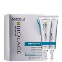 MATRIX BIOLAGE keratindose Concentrate - Концентрат для поврежденных волос 10 x 10мл