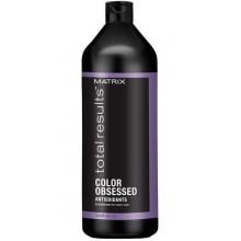 MATRIX total resalts™ COLOR OBSESSED Conditioner - Кондиционер для защиты цвета окрашенных волос 1000мл