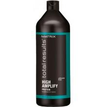 MATRIX total resalts™ HIGH AMPLIFY Conditioner - Кондиционер для объема тонких волос с протеинами 1000мл