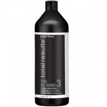 MATRIX total resalts™ THE RE-BOND Conditioner - Кондиционер для экстремального восстановления волос Шаг 3, 1000мл
