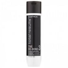 MATRIX total resalts™ THE RE-BOND Conditioner - Кондиционер для экстремального восстановления волос Шаг 3, 300мл