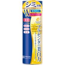 Meishoku Whitening Essence Lotion Placenta - Лосьон-эссенция с отбеливающим эффектом с Экстрактом Плаценты 190мл