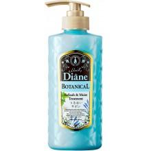 Moist Diane Botanical REFRESH & MOIST TREATMENT - Бальзам-кондиционер для волос Органический ПИТАНИЕ 480мл