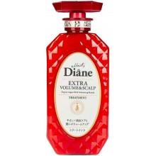 Moist Diane Extra Volume & Scalp TREATMENT - Бальзам-маска для волос Кератиновая ОБЪЁМ 450мл