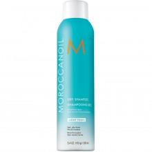 Moroccanoil Dry Shampoo Light Tones - Сухой шампунь для светлых оттенков 205 мл