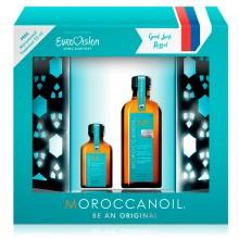 Moroccanoil Be An Original Set - Набор Масло для всех типов волос Восстанавливающее 25 + 100мл