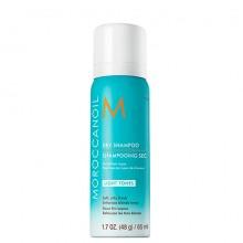 Moroccanoil Dry Shampoo Light Tones - Сухой шампунь для светлых оттенков 65мл