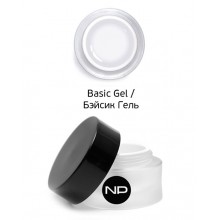 nano professional Gel - Гель базовый Basic Gel 15мл
