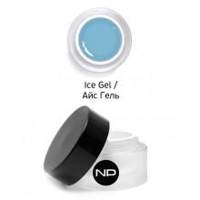 nano professional Gel - Гель для моделирования на форме Ice Gel 15мл