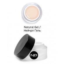 nano professional Gel - Гель для моделирования на форме Natural Gel 15мл