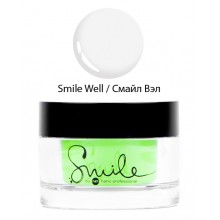 nano professional Gel - Гель однофазный прозрачный Smile Well Gel 30мл