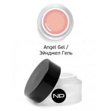 nano professional Gel - Гель скульптурный полупрозрачный Angel Gel 15мл