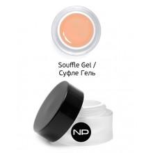 nano professional Gel - Гель скульптурный полупрозрачный Souffle Gel 15мл