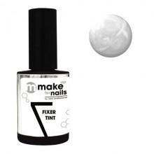 nano professional make up for nails - Гель укрепляющий FIXER TINT 7.1, 15мл