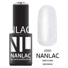 nano professional NANLAC - Гель-лак Эффекты NL 2050 светская хроника 6мл