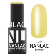 nano professional NANLAC - Гель-лак Эмаль NL 1047 дайкири 6мл