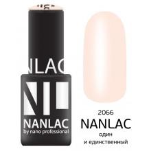 nano professional NANLAC - Гель-лак камуфлирующий NL 2066 один и единственный 6мл