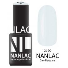 nano professional NANLAC - Гель-лак NL 2190 Сан-Рафаэль 6мл