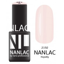 nano professional NANLAC - Гель-лак NL 2192 Кхумбу 6мл