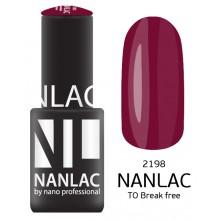 nano professional NANLAC - Гель-лак NL 2198 TO Break free 15мл