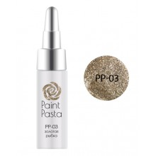 nano professional Paint Pasta - Гель-паста PP-03 золотая рыбка 7мл