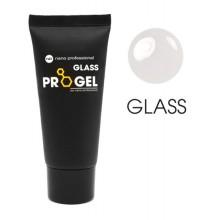 nano professional PROGEL GLASS - Гель для моделирования ногтей ПРОЗРАЧНЫЙ 30мл
