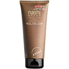 Nashi ARGAN Daily Body Cream - Увлажняющий и питательный крем для тела 200мл