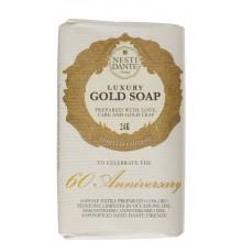 NESTI DANTE ANNIVERSARY 60th Anniversary Gold Soap - Мыло Юбилейное Золотое для Всех Типов Кожи 250мл