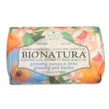 NESTI DANTE BIONATURA Ginseng & Barley - Мыло Женьшень и Ячмень (очищение и увлажнение) 250мл