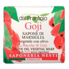 Nesti Dante Dal Frantoio Goji - Мыло для лица и тела Ягоды Годжи 100гр