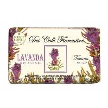 NESTI DANTE DEI COLLI FLORENTINI Relaxing Lavender - Мыло Расслабляющая Лаванда (успокаивает и балансирует) 250мл