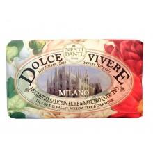 NESTI DANTE DOLCE VIVERE Milano - Мыло Милан (расслабляющее и антисстресовое) 250мл