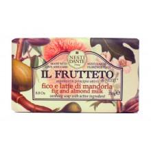 NESTI DANTE IL FRUTTETO Fig & Almond milk - Мыло Инжир и Миндальное Молоко 250гр