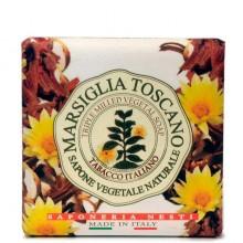 NESTI DANTE MARSIGLIA TOSCANO Tabacco Italiano - Мыло Тобако Итальяно (очищение и успокоение) 200мл