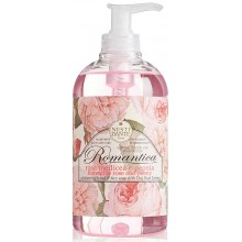 NESTI DANTE ORGANIC Florentine Rose & Peony Liquid Soup - Жидкое Мыло Флорентийская Роза и Пион 500мл