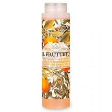 NESTI DANTE ORGANIC Olive oil & tangerine Shower Gel - Гель для Душа Оливковое масло и мандарин 300мл