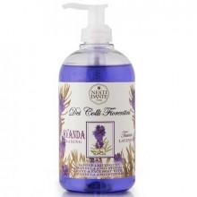 NESTI DANTE ORGANIC Relaxing Lavender Liquid Soup - Жидкое Мыло Расслабляющая Лаванда 500мл