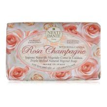 NESTI DANTE ROSE Champagne - Мыло Роза Шампань (очищение и питание) 150мл