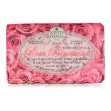 NESTI DANTE ROSE Principessa - Мыло Роза Принцесса (очищение и питание) 150мл