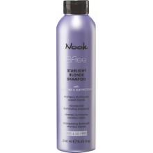 "Nook BFree STARLIGHT BLONDE SHAMPOO - Сияющий шампунь для волос цвета ""Блонд"" 250мл"