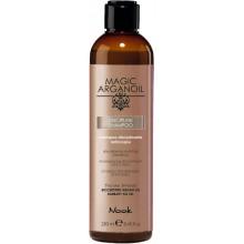 Nook MAGIC ARGANOIL DISCIPLINE SHAMPOO - Шампунь для ухода за непослушными волосами 250мл
