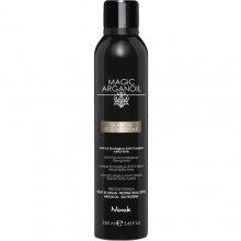"Nook MAGIC ARGANOIL GLAMOUR ECO HAIRSPRAY - Гламурный лак для волос ""Магия Арганы"" 250мл"