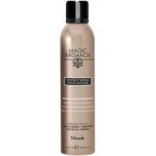 """Nook MAGIC ARGANOIL RESTRUCTURING FIXING MOUSSE - Восстанавливающий мусс для укладки волос средней фиксации """"Магия Арганы"""" 250мл"""