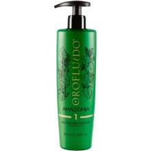 OROFLUIDO AMAZONIA Step 1 Reconstruction Oil - Масло глубокое восстановление волос Шаг 1, 500мл