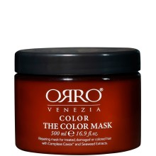 ORRO COLOR Mask - Маска для окрашенных волос 500мл