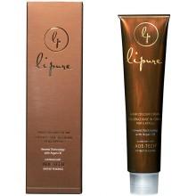 Lipure Hair Cream AOE-Tech - Крем-краска для волос 1 чёрный 60мл