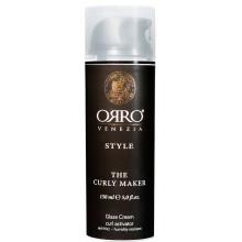 ORRO STYLE Curly Maker - Крем для создания кудрявых волос 150мл