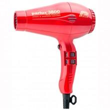 Parlux 3800 ECO Friendly Ionic&Ceramic 2100W RED - Профессиональные фен для волос ЭКО КРАСНЫЙ 2100 Вт